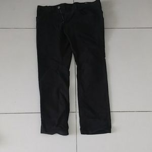 American Outfitters Skinny black jeans 33/28